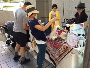 20150912_ママの文化祭 in 中目黒